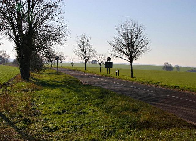 Ashwell Road - Steeple Morden