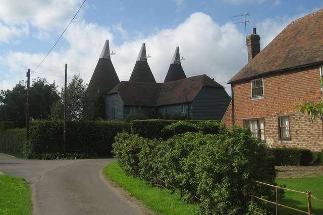 Elphicks Farm, Water Lane, Hunton, Kent