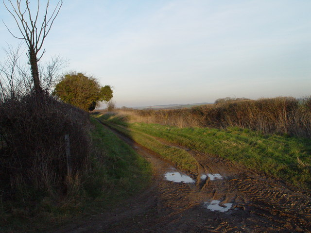 Bridleway to South Farm