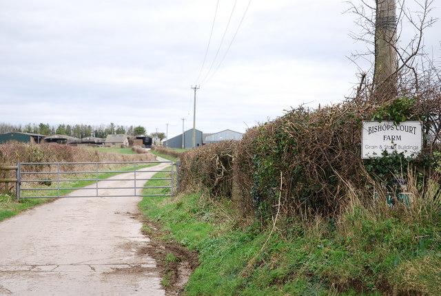Bishop Courts Dairy lane