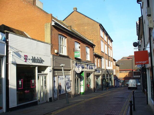 Market Street, Guildford