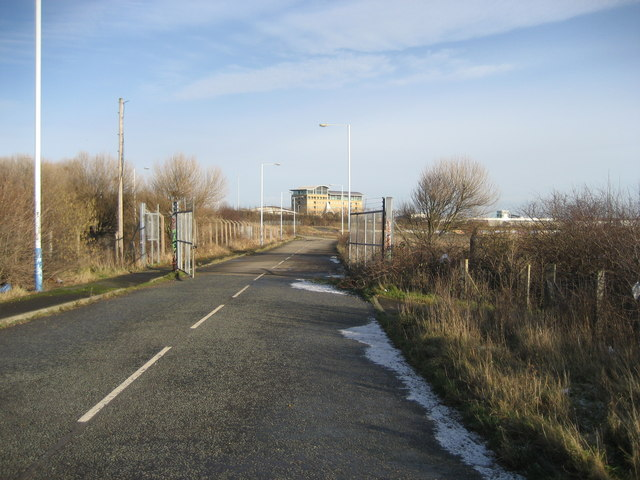 Disused Road, East Howdon