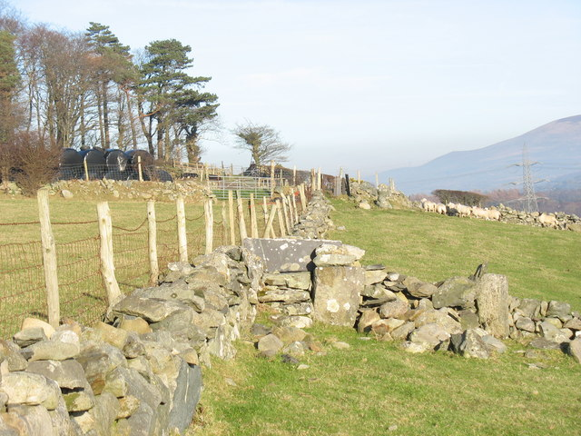 An old-fashion stile