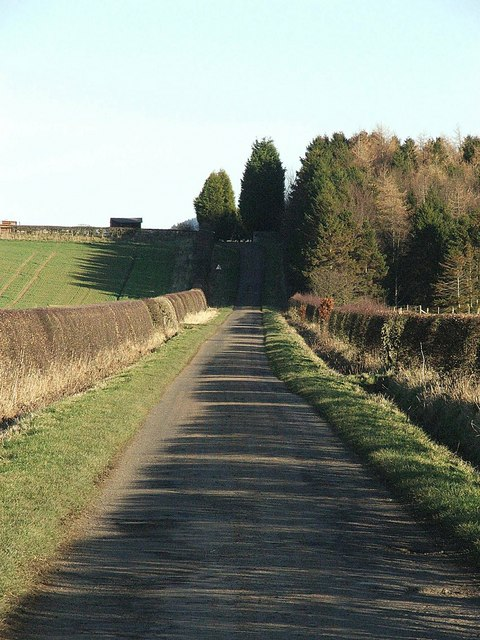 Road to Middle Barton