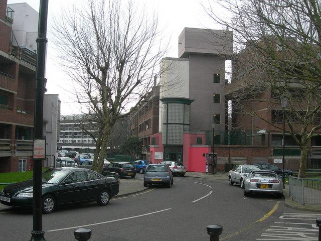 Portobello Road / Wornington Road, W10