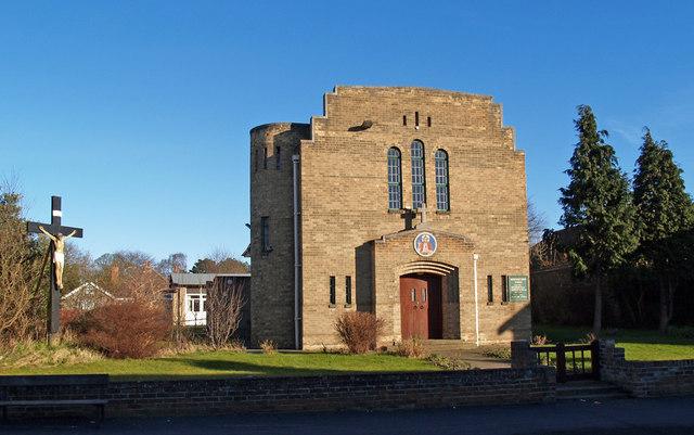 RC Church of the Sacred Heart, Hornsea