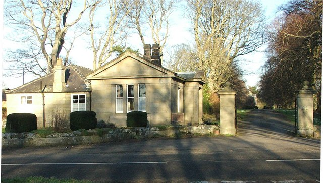 West Lodge - Shawdon Hall
