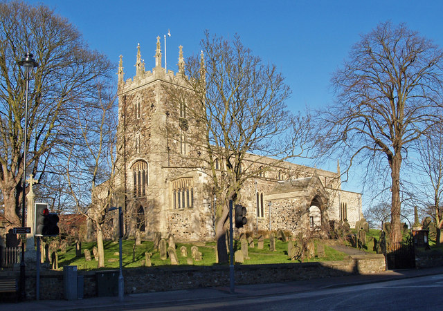 Church of St. Nicholas, Hornsea