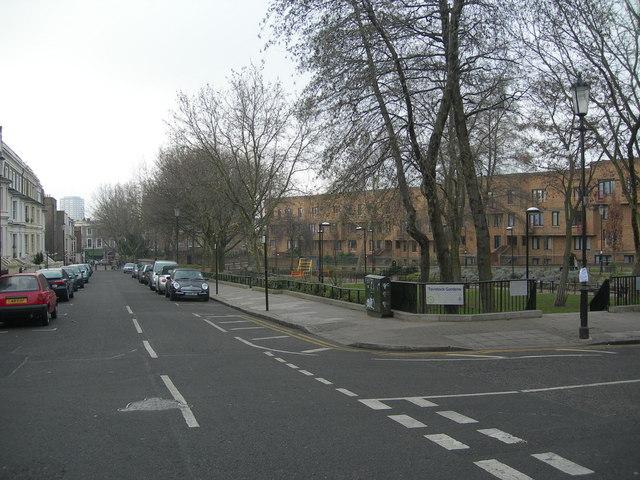 Tavistock Road, W11