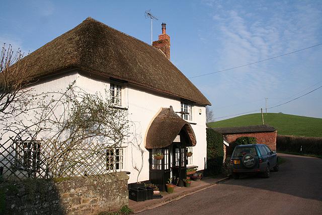 Crediton Hamlets: Greenslades Cottage