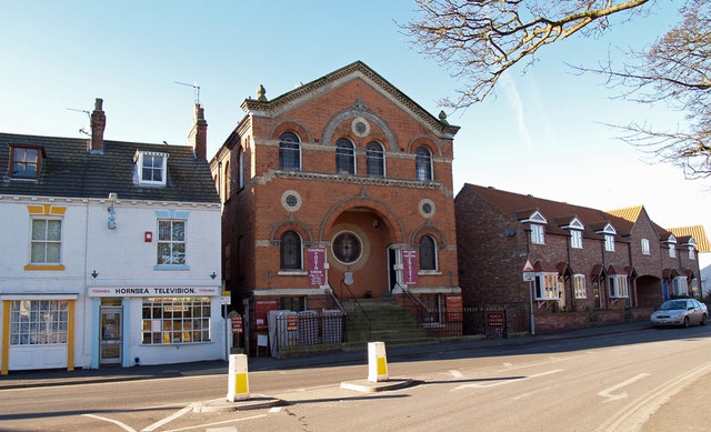 Hornsea Pentecostal Church, Market Place