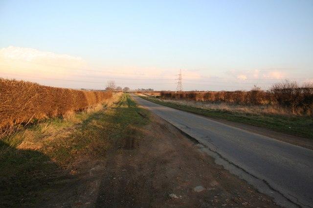 Navenby Heath Road
