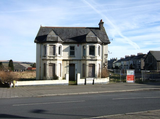 Morwenna House, Duchy Square, Princetown