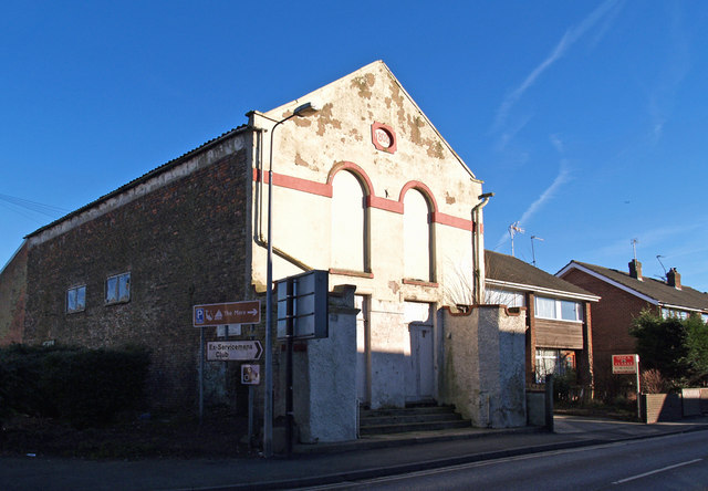 Independent Chapel, Southgate