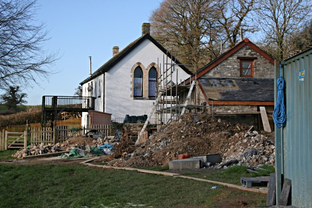 Chapel and Barn Conversion