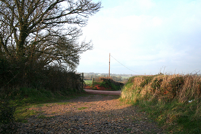 Colebrooke: the Two Moors Way
