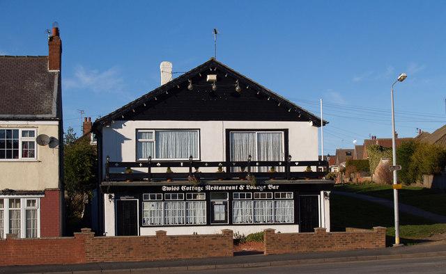 Swiss Cottage Restaurant, Hornsea