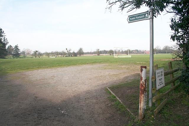 Hanley Castle Cricket Club Grounds