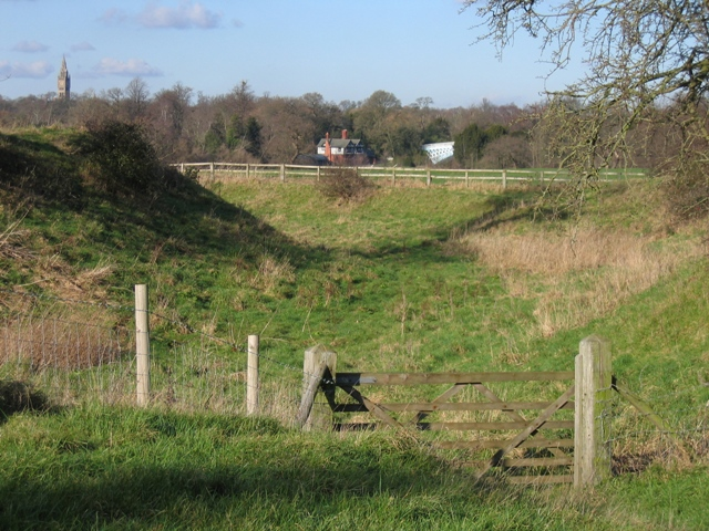 Blob Hill, Aldford