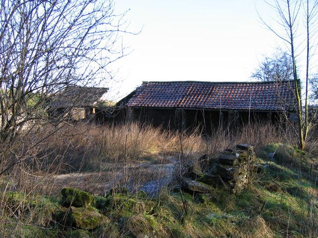 Dilapidated Farm Buildings