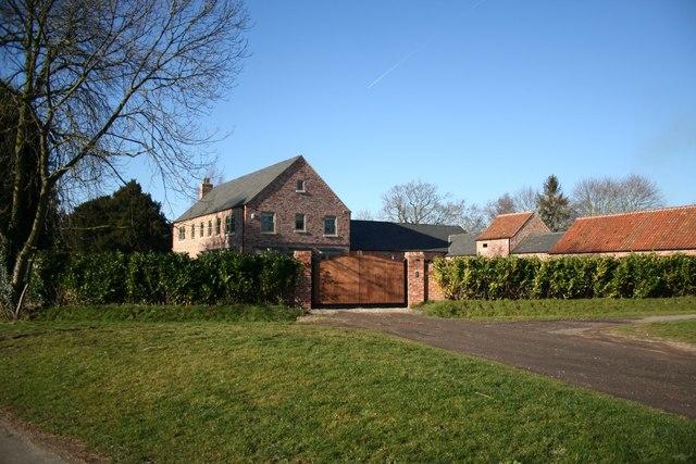 New House at Haddington