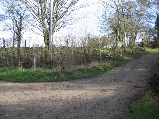 By-way to Tytherington Hill