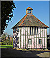 TL2744 : Former Dovecot in Guilden Morden by Richard Thomas