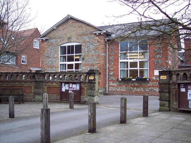 Community Centre, West Street, Wilton
