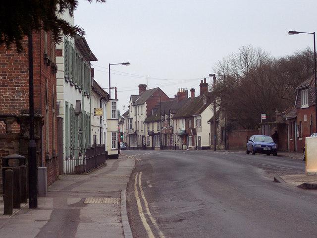 West Street, Wilton