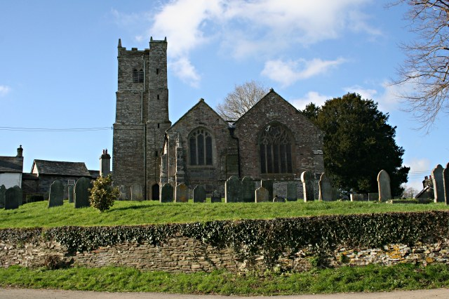 Lawhitton Church