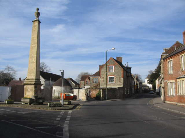 The Obelisk, Warminster