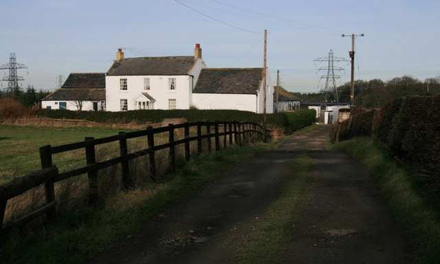 Tocketts House