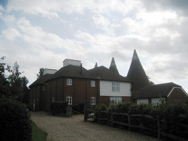 North Oast, Reed Court Farm, Chainhurst, Kent