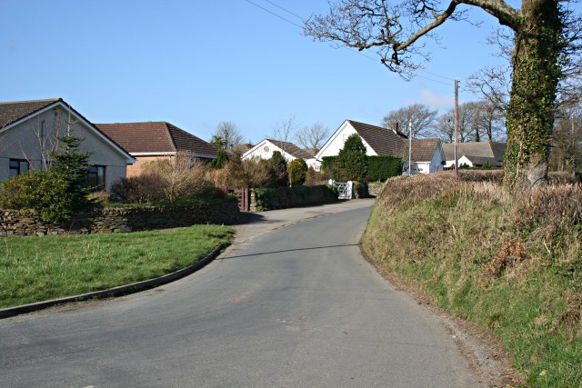 Modern Housing at Stourscombe
