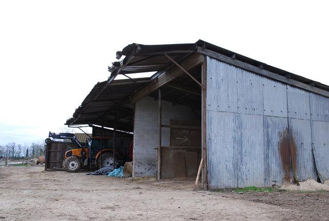 Ashton Dairy buildings