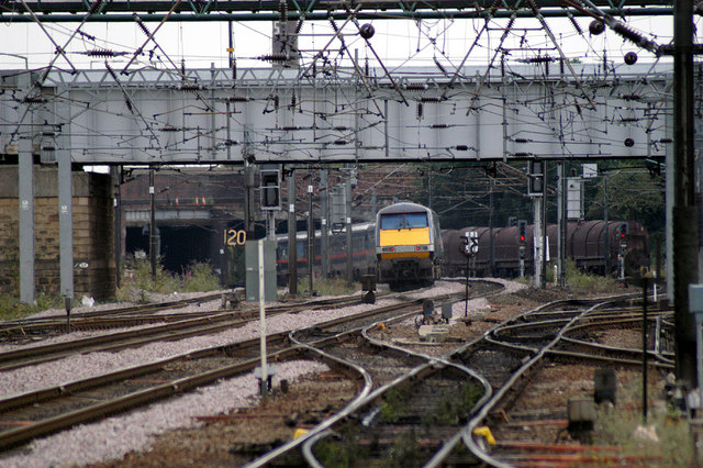 Heading South from Doncaster