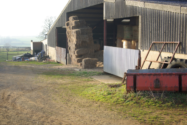 Farm Buildings north of Sibford Gower