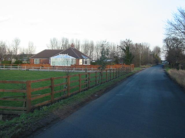 Pottery Lane - North of Strensall