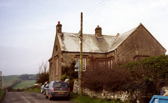 Old SYHA Youth Hostel at Mochrum, Wigtownshire