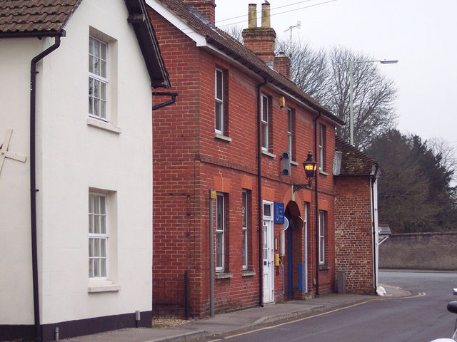 Wilton Police Station