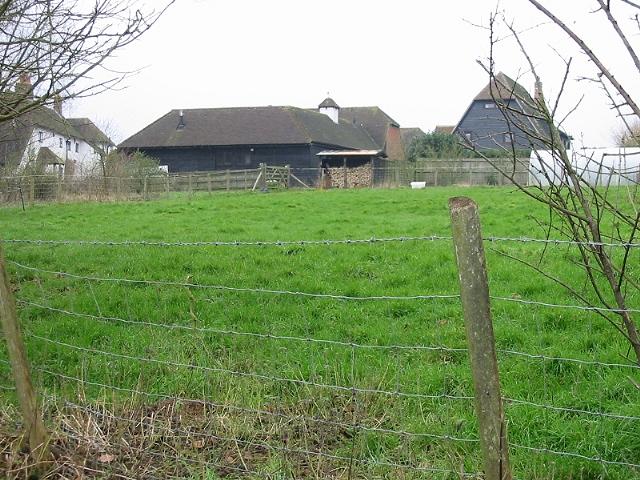 Boormanhatch Farm near junction with Bossingham lane
