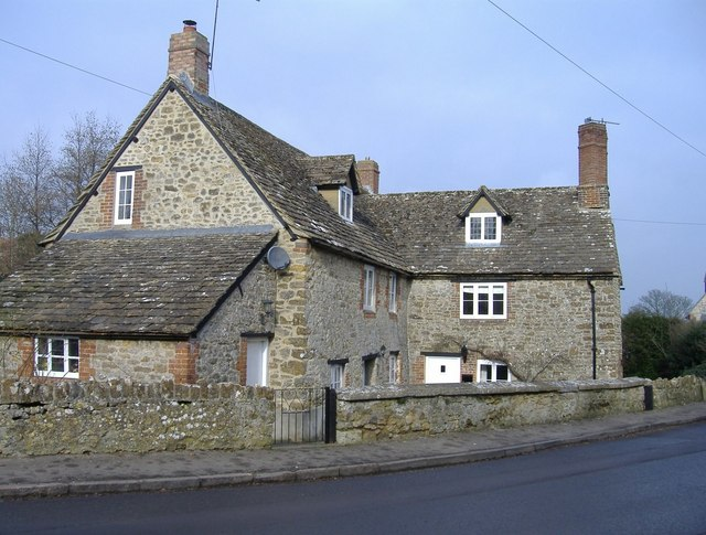 Cottages at Hannington