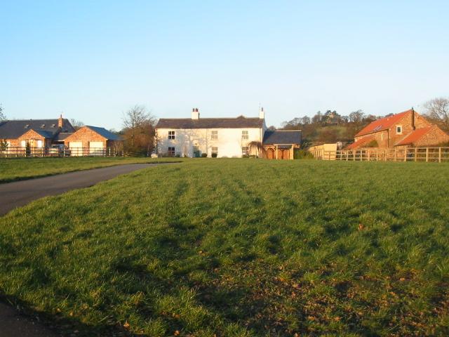 Woodhouse Farm near Crayke