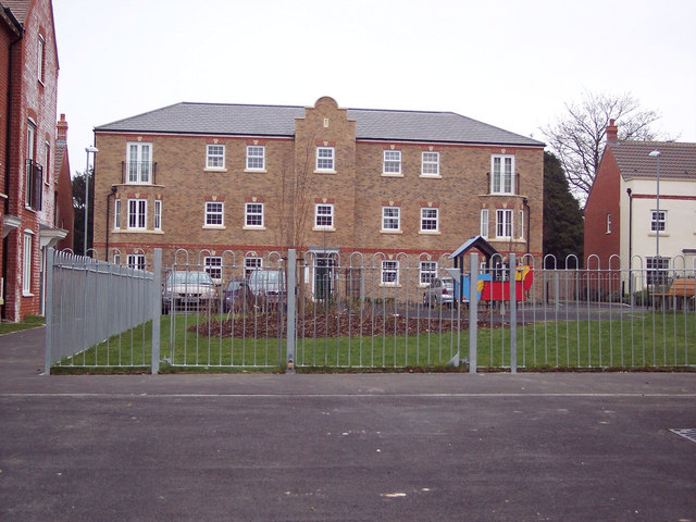 Housing on Wellworthy Drive