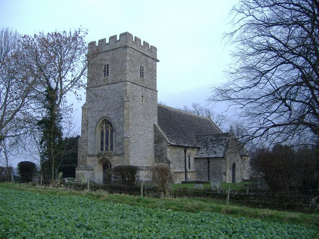St John the Baptist, Hannington