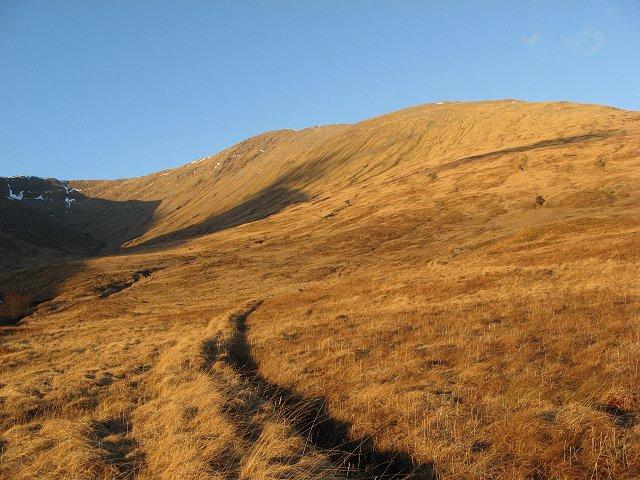 Southern slopes of Stob Ghabhar
