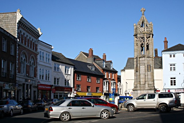 Launceston Town Square