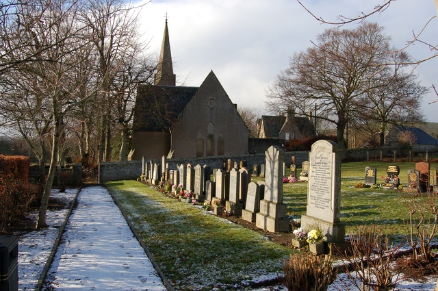 Culsalmond Cemetery