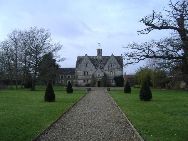 Manor farm, Hannington Wick