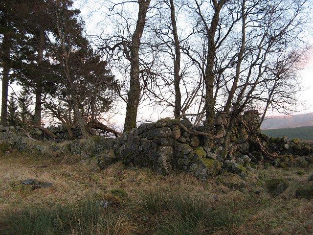 Ruin, Clashgour